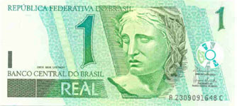 P251 Brasil 1 Real Year nd