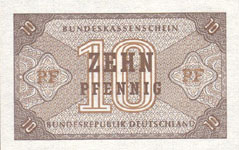 P 26 Germany 10 Pfennig