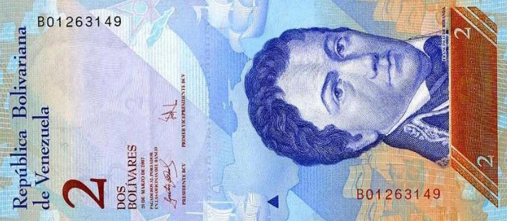 Венесуэльский боливар на форекс