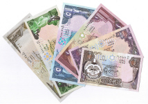 Kuwait serie 6 notes P11 / P16